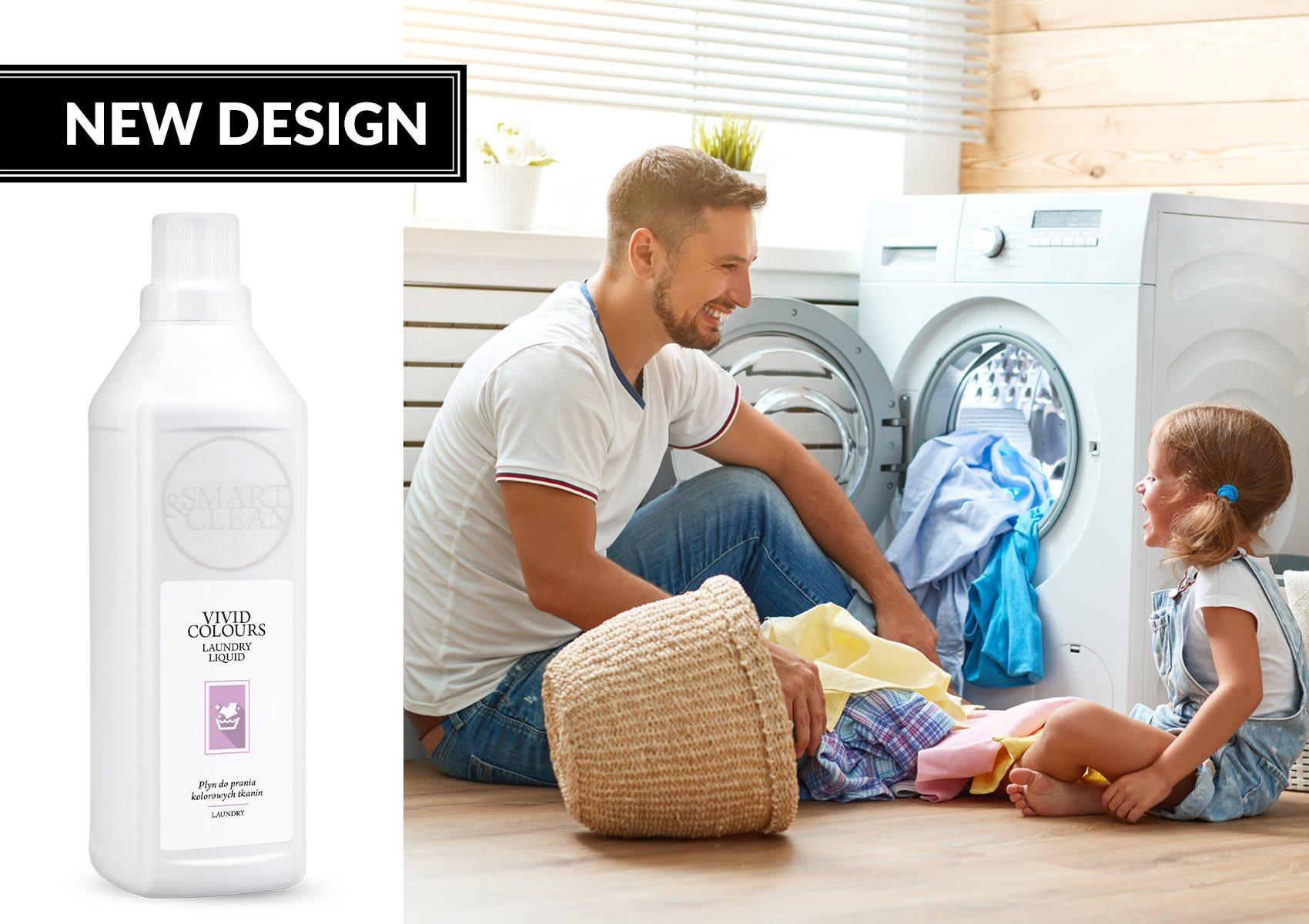 Laundry Liquid Colours Fm